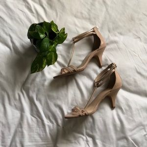 Vince Camuto Blush/Light Pink Nude  Heels